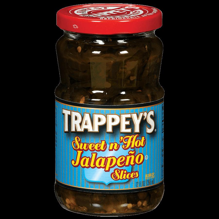 Image of Sweet n' Hot Jalapeño Slices